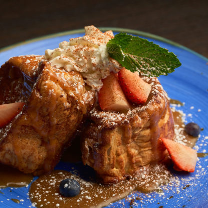 ISLAND FRENCH TOAST